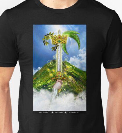 Ace of Swords Unisex T-Shirt