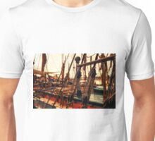 Rigging of Ancient Yachts Unisex T-Shirt