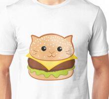 CatBurger Unisex T-Shirt