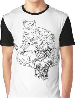 Killer Queen Sketch Graphic T-Shirt