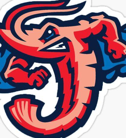 Jax Jumbo Shrimp Sticker