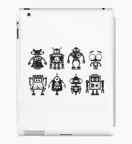 Robot Clan iPad Case/Skin