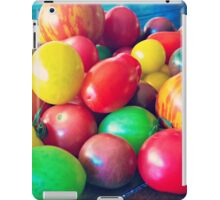Medley of Tomatoes iPad Case/Skin