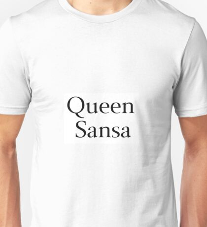 Queen Sansa Unisex T-Shirt