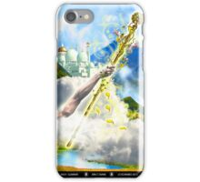 Ace of Wands iPhone Case/Skin