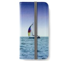 I Sail Alone iPhone Wallet/Case/Skin