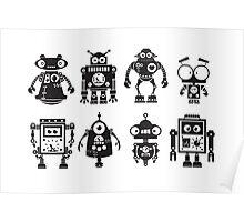 Robot Clan Poster