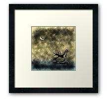 """Rock"" Framed Print"