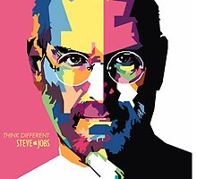 Steve Jobs by cinematography
