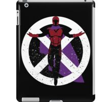 The Master of Magnetism iPad Case/Skin