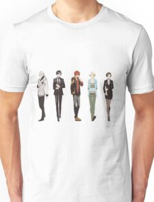 Cutout Group Unisex T-Shirt