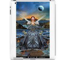2 of Swords iPad Case/Skin