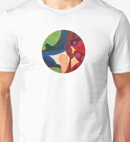 nuestro cuerpo como un imán 3 Unisex T-Shirt