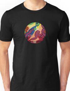 nuestro cuerpo como un imán 4 Unisex T-Shirt