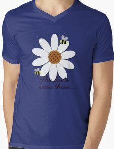 The facts were these... Mens V-Neck T-Shirt