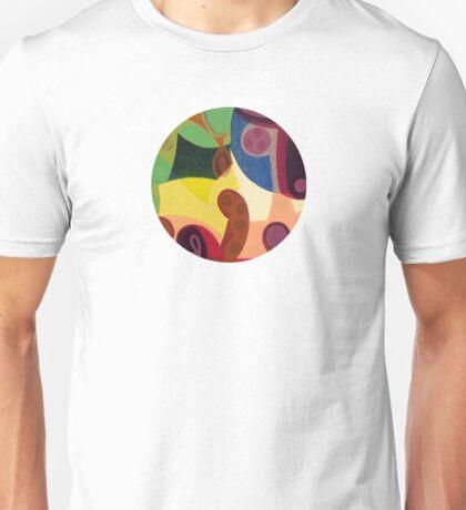 nuestro cuerpo como un imán 2 Unisex T-Shirt