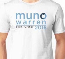 Muno/Warren 2016 Unisex T-Shirt