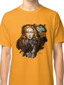 The Raven Witch Rayne Classic T-Shirt