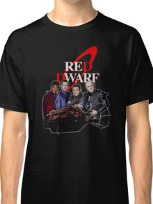 RED DWARF - SHIP AND CREW Classic T-Shirt