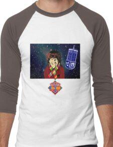 Doctor Jew - Tom Baker Men's Baseball ¾ T-Shirt