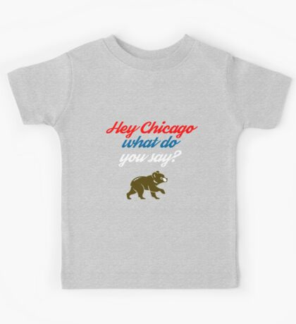 Go Cubs Go Kids Tee