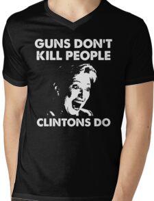 KILLARY Mens V-Neck T-Shirt