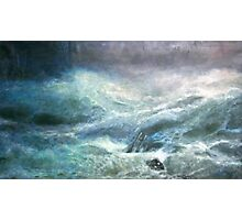 A Wave Photographic Print