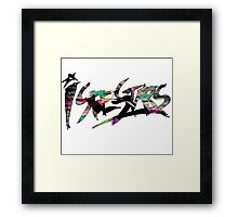 I See Stars Digital Renegade Framed Print