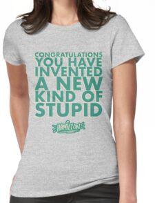 CONGRATULATIONS, ALEX Womens Fitted T-Shirt