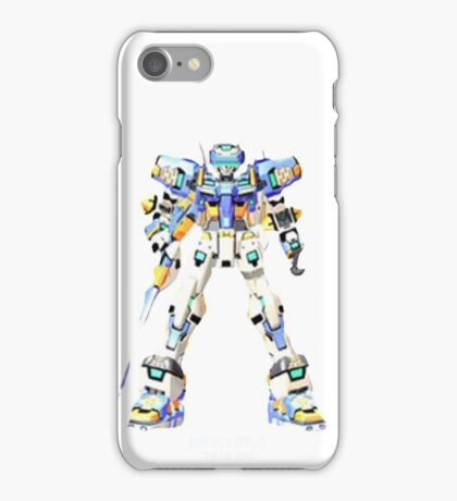 Temjin the Virtuaroid iPhone Case/Skin