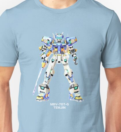 Temjin the Virtuaroid Unisex T-Shirt
