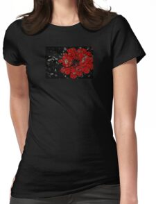Abstract Magellan 30 Womens Fitted T-Shirt
