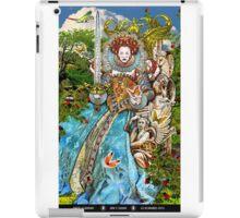Queen of Swords iPad Case/Skin