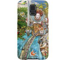 Queen of Swords Samsung Galaxy Case/Skin