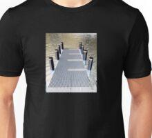 Wharf jetty  Unisex T-Shirt