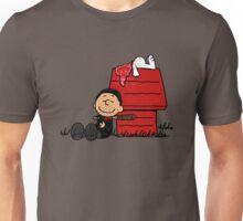 Negan Brown Unisex T-Shirt