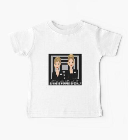 Romy & Michele - Business Women Baby Tee