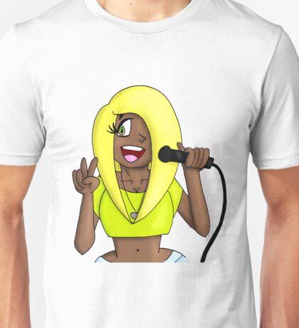 Singing Mikayla Unisex T-Shirt