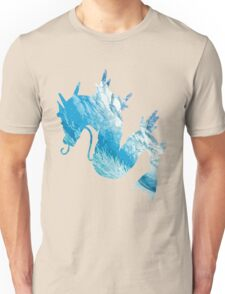 Gyrados used surf Unisex T-Shirt