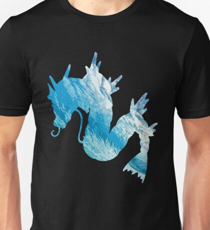 Gyrados used surf Unisex T-Shirt