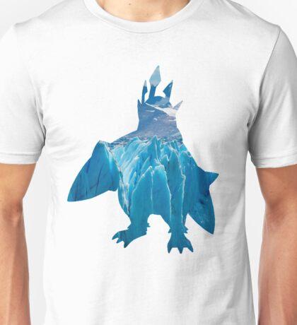 Empoleon used blizzard Unisex T-Shirt