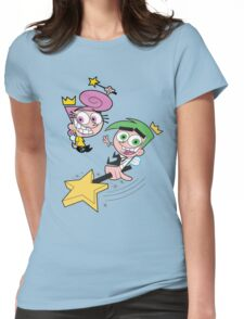 fairly odd parents Womens Fitted T-Shirt