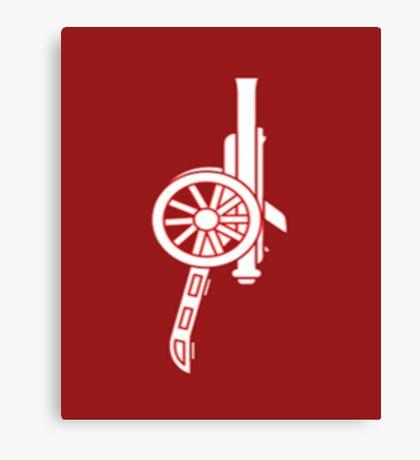Arsenal Cannon Canvas Print