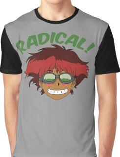 Radical Edward Graphic T-Shirt
