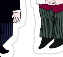 Mr Benn and the Shopkeeper 'Birthday' Sticker