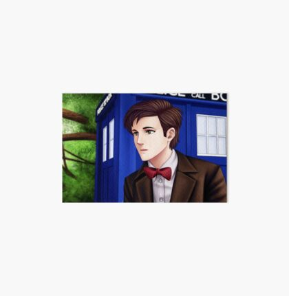 Doctor Who (11th Doctor) Art Board