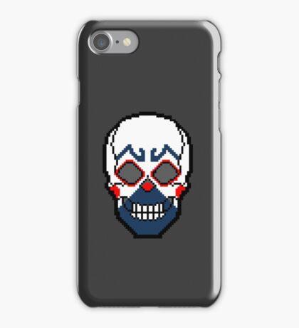 Grumpy Pixel iPhone Case/Skin