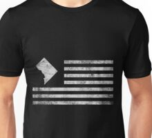 Washington State United States Flag Vintage USA Unisex T-Shirt