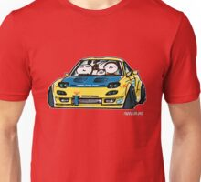 Crazy Car Art 0140 Unisex T-Shirt