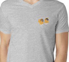 little doggets Mens V-Neck T-Shirt